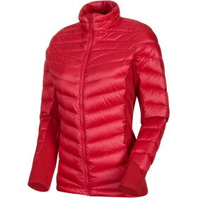 Mammut Flexidown IN Chaqueta Mujer, dragon fruit-scooter